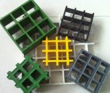 die 40mm/50mm Stärken-Quadrat formte FRP Gitter-Platte