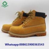 Водонепроницаемый Insulative нескользким покрытием и поручнями Puncture-Resistant обувь