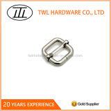 袋のためのニッケル・鉄正方形のリングの調節可能なバックル