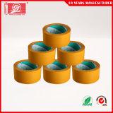 Heiße Farben-anhaftendes Verpackungs-Band des Verkaufs-Low/No der Geräusch-BOPP Brown