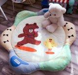 Kind-scherzt Gleitschutzspiel-Matten-Fußboden-Spiel-Matten-Zudecke Raum-Dekor