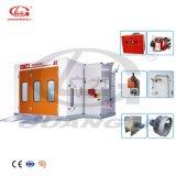 Прочный стальной конструкции противопожарного оборудования дешевые автомобильная краска стенд продавать в Китае