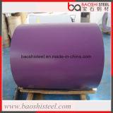 Bobine enduite d'une première couche de peinture de Galvalume pour le réservoir de stockage de pétrole et la feuille de toiture