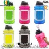 Бисфенол-А 2.5L пластика из PETG массой спортивных вибрационное сито бутылка воды (ПВР-3031)
