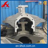 CNC砂型で作ることおよび鉄の鋳造からの機械化フレームの部品
