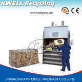 Fiable desechos de cartón/papel prensa hidráulica de la empacadora empacadora de cartón/máquina de empacado