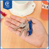Номера делюкс обычная алюминиевых Тин многофункциональный цепочки ключей пиво с кольцом сошника