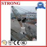 Ветромер скорости ветра для крана башни и подъема конструкции