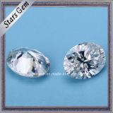 타원형 7X9mm 스페셜 커트 Vvs 명확성 Moissanite 합성 다이아몬드 돌