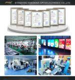 Muestra a todo color al aire libre de la visualización de LED del diseño profesional