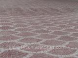 Abanico rojo/gris/Pavimentación/cubo/Curb/Cooble piedras para paisajismo/Parking/Garaje/Paseo