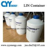 Contenitore criogenico dell'azoto liquido del trasporto portatile Yds50