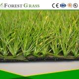 Monofilament искусственном газоне футбольного поля лимона зеленого газона