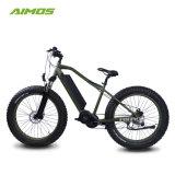 26*48V de 4,0 pulgadas Ultra Bafang 1000W de mediados de la grasa de motor de accionamiento neumático bicicleta eléctrica bicicleta eléctrica