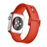 De in het groot Band van het Horloge van het Silicone van de Prijs van de Fabriek voor de Band van Iwatch van de Appel