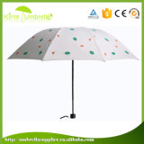 "Schöne eindeutige 3 21 "" Promotional Umbrella Corporation faltend"