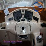yacht de bateau de vitesse de bateau de passager de fibre de verre de 14.28m Chine