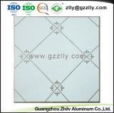 Panel de techo decorativas de aluminio de techo Poliméricos