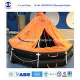 Do Throw os liferafts flexíveis ao mar, turco lanç o Liferaft, jangada do lazer, manufatura do liferaft do iate