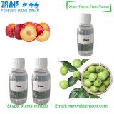Forte concentration de la Chine Vape E-Liquide Liquide concentré saveur de fruits
