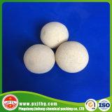 Bola de cerámica inerte de alta densidad común del alúmina