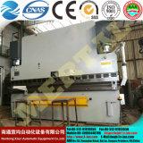 Тормозы давления металлического листа гибочной машины и CNC гидровлические для сбывания