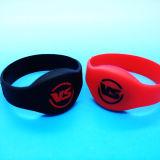 RFID MIFARE EV1 classico 1K impermeabilizzano il braccialetto del Wristband per il centro sportivo
