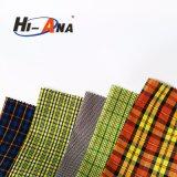 試供品使用できるマルチカラーヤーンによって染められる綿織物
