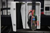 machine de coupeur de laser en métal de fibre d'acier inoxydable de 3000W 4000W 6000W/acier du carbone