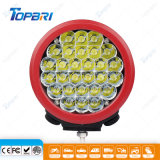 Luzes de Trabalho LED rodada 140W FARÓIS LED CREE
