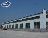 Heller Aufbau-Entwurfs-industrielle Stahlkonstruktion-Herstellungs-Werkstatt für Verkauf