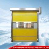 自動PVC高速急速な圧延シャッター