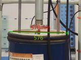 Máquina de revestimento de dois componentes para o vidro de isolamento da vitrificação dobro