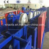 Bandeja de cabos que fornecedor de máquina de formação de rolos da Escada