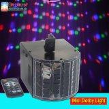 6 3W de Lichten van de Disco van het Mini LEIDENE Stadium van de Vlinder met Afstandsbediening