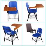 Schule-Klassenzimmer-Kursteilnehmer-Stuhl mit Schreibens-Tablette