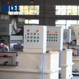 Binnenlands het Doseren van het Polymeer van de Behandeling van het Afvalwater PAM Automatisch Chemisch Systeem