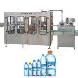 自動飲料水のびんの満ちる生産機械装置ラインプラント