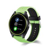 V9 de Slimme GSM van Reloj van het Horloge Slimme Fitness Smartwatch van de Sporten van de Telefoon