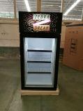Minibildschirmanzeige-Gefriermaschine-Handelsgefriermaschine mit Einzeln-Temperatur Minigefriermaschine von der Spitze