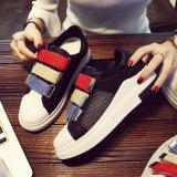 2017 Schoenen van de Vrouwen van China Alibaba de Toevallige Comfortabele Kleurrijke