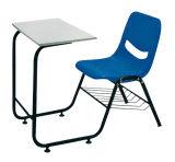A mesa e a cadeira plásticas da escola da mobília da sala de aula ajustaram-se (SF-46)