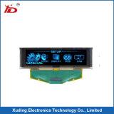 Visualización del Va-Tn LCD con el módulo de la visualización de Backguound LCD de la Negro-Máscara