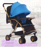 O peso leve bom carrinho de bebé / 360 Grau as rodas do carro de bebé