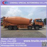 Vrachtwagen van de Mixer van het Cement van het Mengapparaat 8000-12000L van Shancman van Shaanxi de Concrete