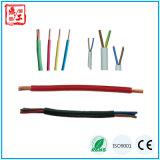 Pneumatischer kupfernes Kabel-Draht-Ausschnitt und Abisoliermaschine