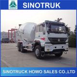Mezclador Precio de Concreto de la camión de Sinotruk HOWO 8m3 10m3 12m3