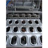 線形タイプ皿のシーリング機械