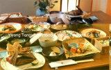 Palillos disponibles de Hashi del restaurante de los gemelos