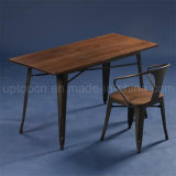 Промышленности металлическая мебель кафе стол стул для продажи (SP-CT676)